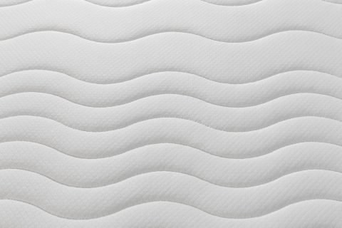 Topdekmatras koudschuim 7 cm dik