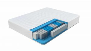 Matras pocketvering 70x200 cm Luxor S380 feed