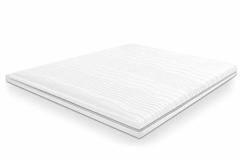 Gel foam topper 160x210x7 cm feed