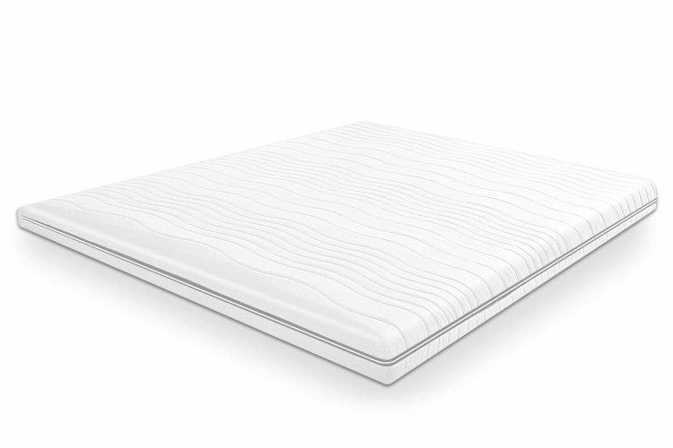 Gel foam topper 180x220x7 cm feed