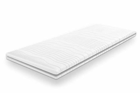 Gel foam topper 90x210x7 cm feed