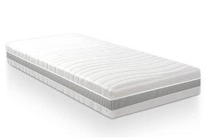 Pocketvering matras 7 Comfort Maxim 80x200 dikte 24cm feed