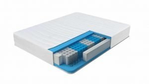 Matras pocketvering 90x200 cm Luxor S380 feed