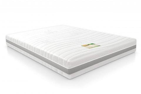 Traagschuim matras 200x220 cm op micro pocketveren feed